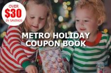 Metro Coupons | Holiday Coupon Book
