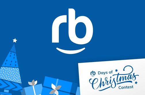 reebee's Days of Christmas Contest