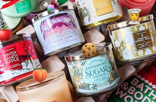 Bath & Body Works Candle Day