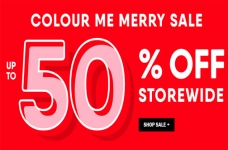 Old Navy Colour Me Merry Sale + Daily Deals