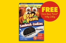 Free Bear Paws Coupon from No Frills