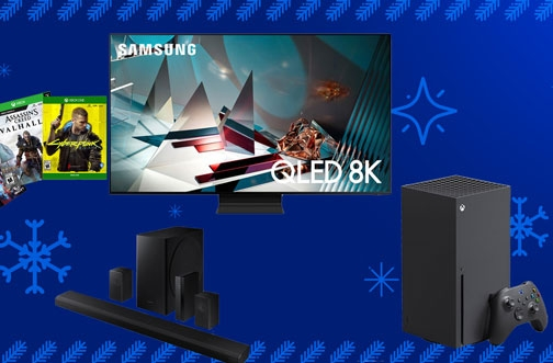 3 Best Buy Contests | Samsung & XBOX Giveaway + Tech Wonderland Contest + Win Bulova Watches