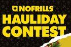 No Frills Hauliday Contest