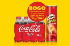 BOGO Coca-Cola and Pringles Coupon