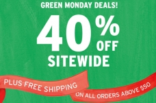 The Body Shop Green Monday Sale