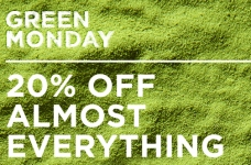 DAVIDsTEA Green Monday Mega Savings