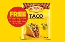 BOGO Free Old El Paso Coupon