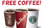 Free Coffee from Field Agent