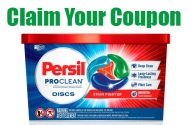 Persil ProClean Discs Coupons