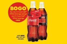 BOGO Free Coca-Cola Coupon