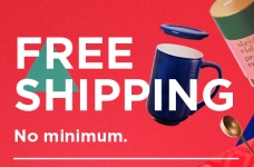 DAVIDsTEA Free Shipping Weekend
