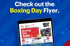 Best Buy Boxing Day Flyer 2020