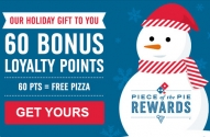 Get a Free Domino's Pizza!