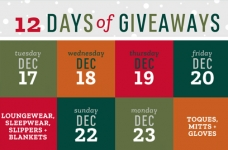 Mark's 12 Days of Giveaways
