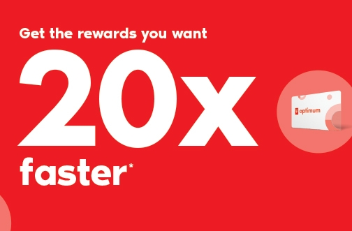 Shoppers Drug Mart | 20X Points + 50,000 Bonus Points