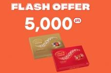 PC Optimum Lindt Chcolate Flash Offer
