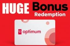 Shoppers Drug Mart PC Optimum Bonus Redemption Offer