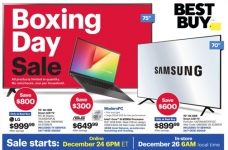 Best Buy Boxing Day Sale 2019 Ad Leak