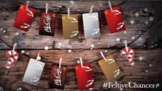 McDonald's #FestiveChances Gift Card Giveaway