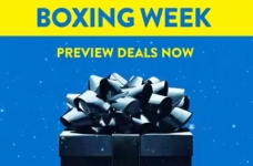 Walmart Boxing Week Flyer 2020