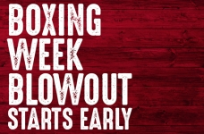 Mark's Early Boxing Week Blowout