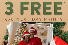 Walmart Photo Centre Deals | 3 Free 6×8 Prints