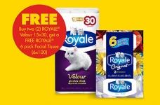 No Frills Royale B2G1 Free Coupon