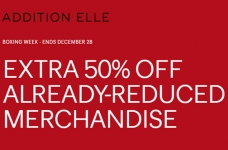 Addition Elle Boxing Week Sale