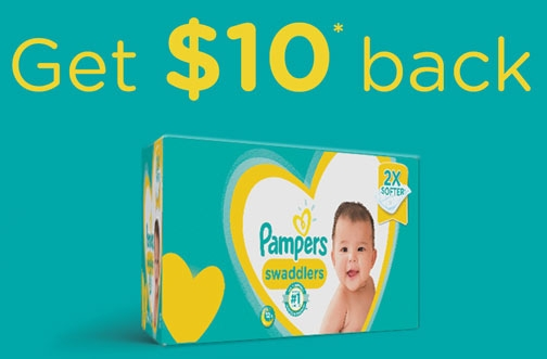 Pampers Rebate Offer
