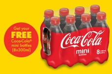 Free Coca-Cola Coupon from No Frills