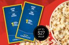 SDM – Free Movie Ticket Offer