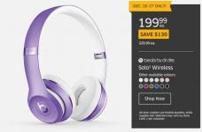 Beats Solo3 On-Ear Wireless Headphone