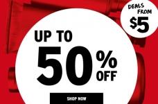 HUGE Savings at The Body Shop