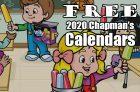 Get a Free 2020 Chapman's Calendar
