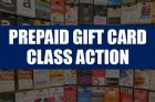 Prepaid Gift Card Class Action