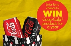 No Frills Contest | Win Coke Products for a Year
