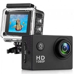 Cankoo Wide Angle Lens Full HD Waterproof Action Camera