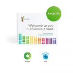 23andMe Ancestry + Traits