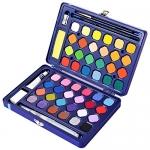 48 Colors Watercolor Set and Brush Pen