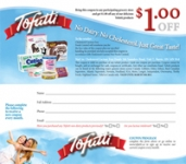 Tofutti Product Coupons
