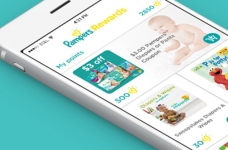 Get Diaper Discounts & More with the New Pampers Rewards App