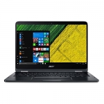 Acer Spin 7, 14″ Full HD Touch, 7th Gen Intel Core i7, 8GB LPDDR3, 256GB SSD, Windows 10, Convertible, SP714-51-M5H3