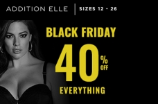 AdditionElle Black Friday Sale