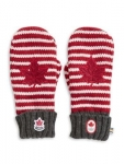 Hudson's Bay Canadian Olympic Team Red Mittens