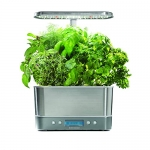 AeroGarden Harvest Elite – Stainless Steel