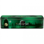 After Eight Dark Mint Thins Skyline Tin; 400 g (Pack of 2 x 200g Boxes)
