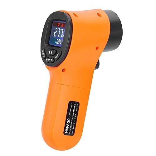65% Off Coupon Code for Ajcoflt LCD Display Industrial Thermometer
