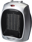 AmazonBasics 1500 Watt Ceramic Space Heater with Adjustable Thermostat