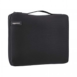 AmazonBasics 15.6″ Professional Laptop Sleeve With Retractable Handle
