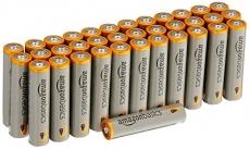 AmazonBasics AAA Performance Alkaline Batteries (36-Pack)